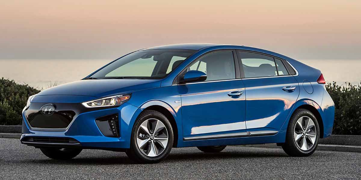Video Hyundai Ioniq eléctrico