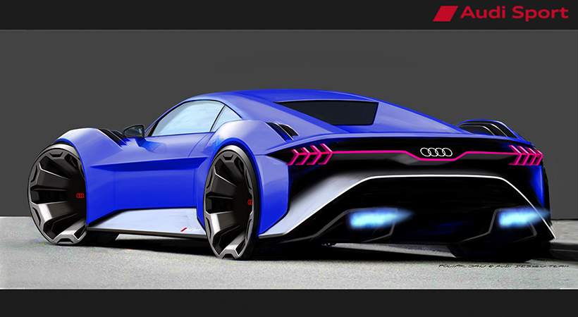 Concept Audi RSQ e-tron
