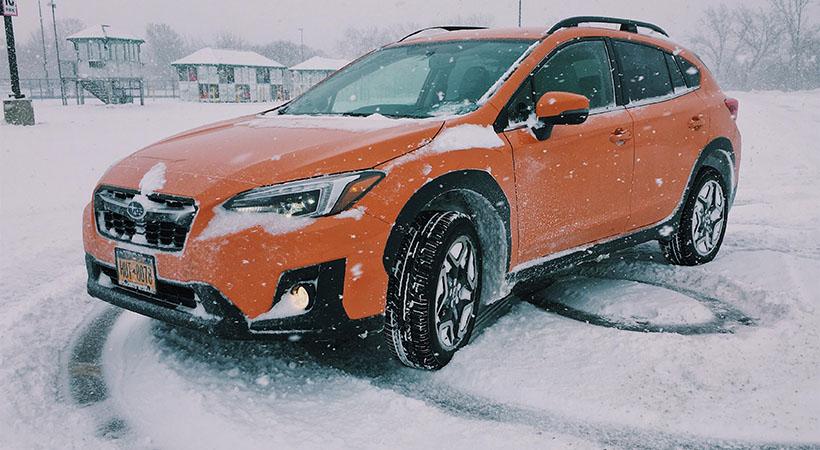 Tips para sacar lo mejor de la tracción AWD en invierno
