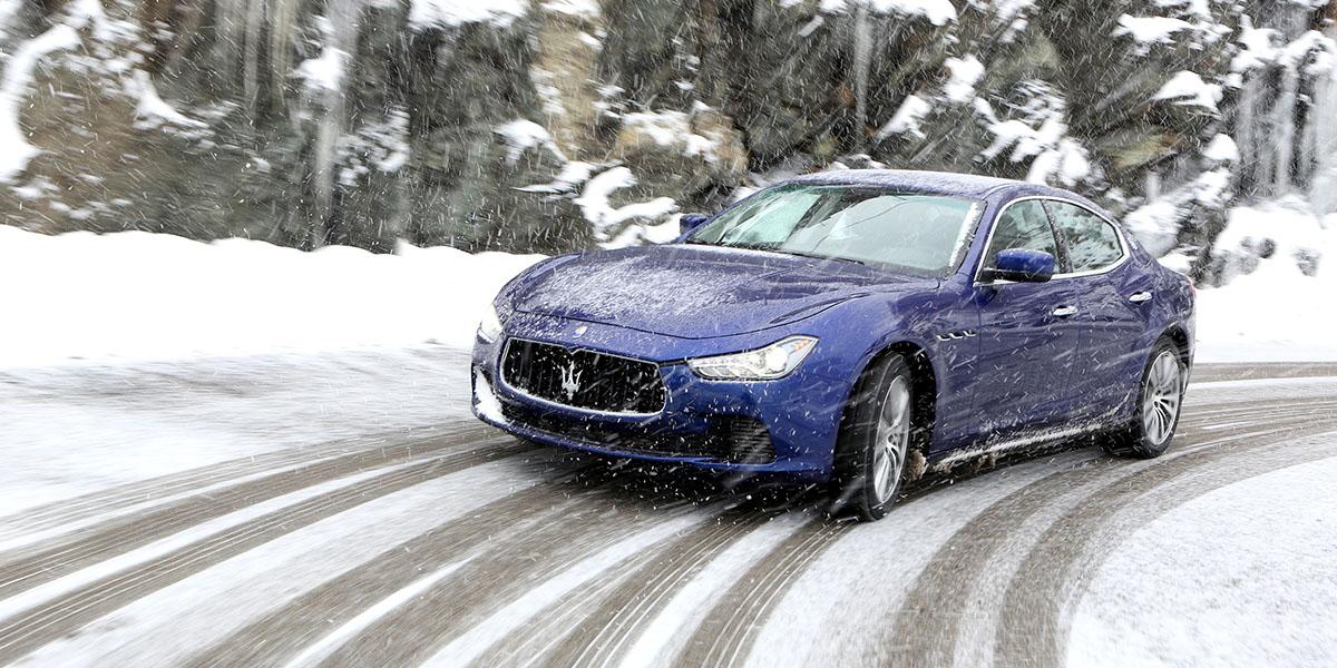 AWD en invierno