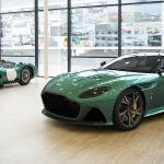 Aston Martin DBS 59, homenaje al legendario DBR1