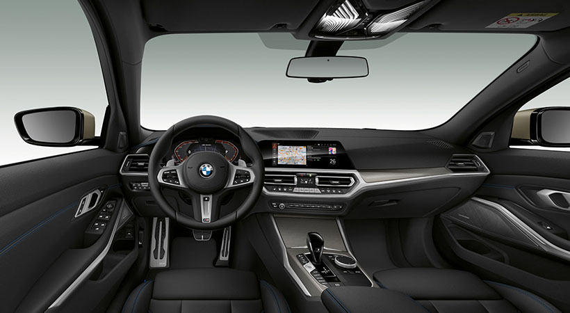 BMW M340i, poderoso debut en Auto Show Los Angeles 2018