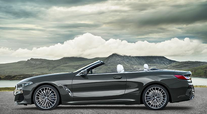 BMW M850i xDrive Cabrio 2019