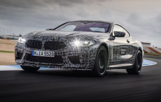 BMW confirma el M8