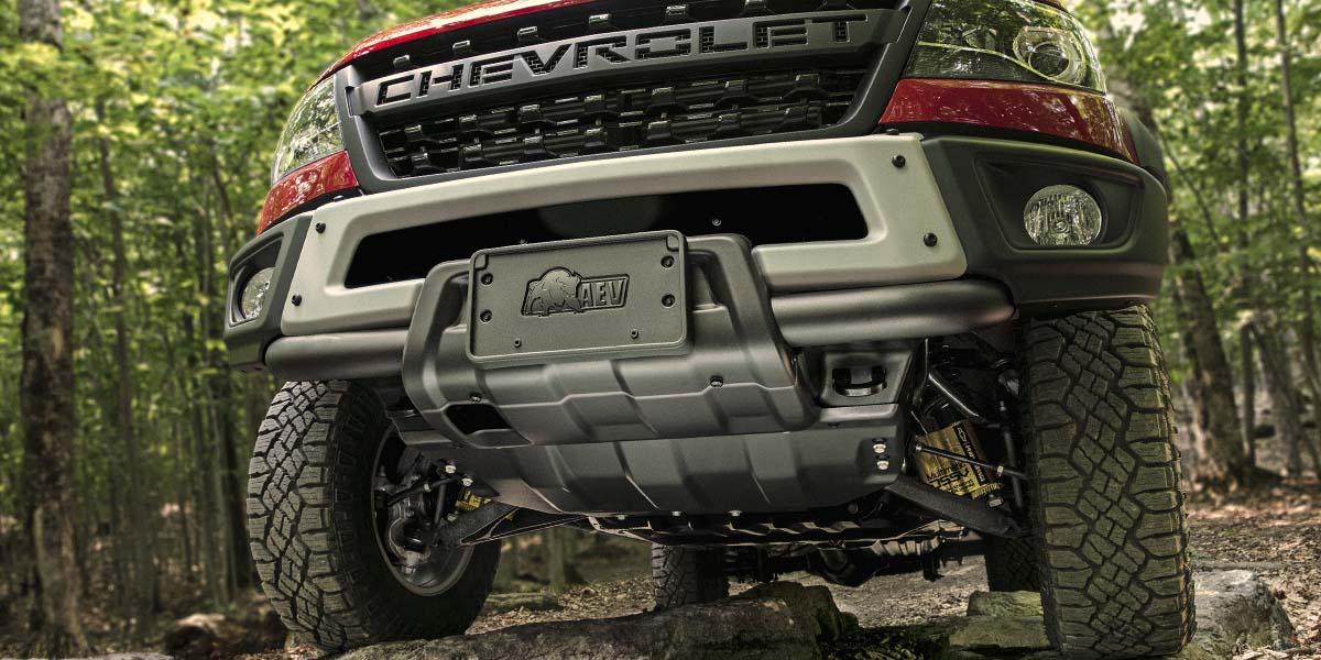 Chevrolet Colorado ZR2 Bison 2019