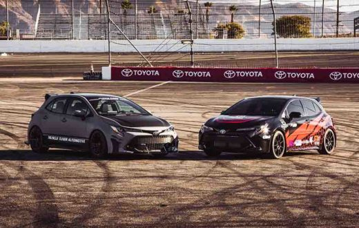 Battle of The Shops, el nuevo Toyota Corolla Hatchback se pone tuning