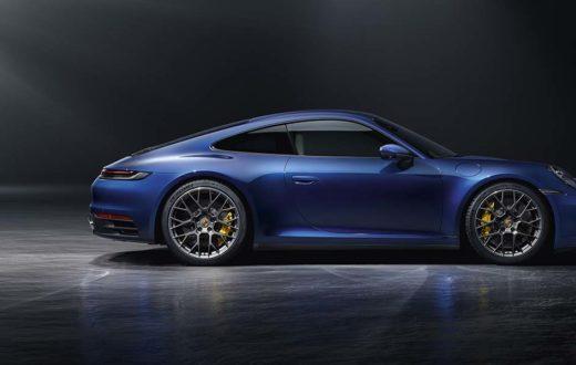 Debut Porsche 911 octava generación