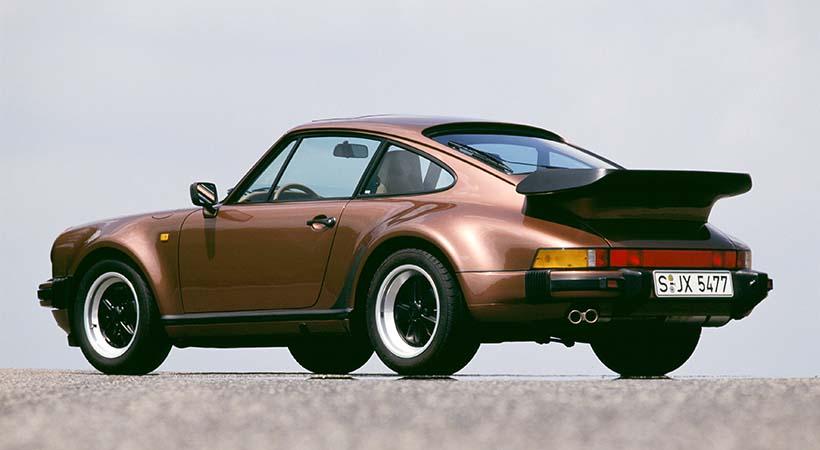 vistazo al pasado previo al debut Porsche 911