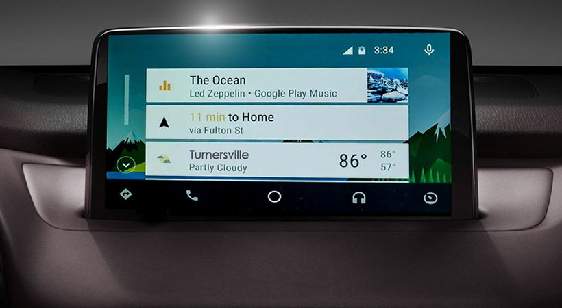 Ya puedes actualizar tu Mazda con Apple Car Play y Android Auto