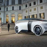 Icona Nucleus, debut futurista en el Auto Show Los Angeles