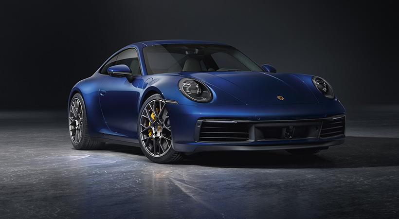 Debut Porsche octava generación
