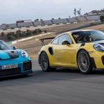 Porsche 911 GT2 RS Clubsport, para los entusiastas de los trackdays
