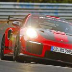 Récord Porsche GT2 RS MR