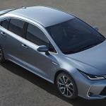 Toyota Corolla Sedán Hybrid 2020