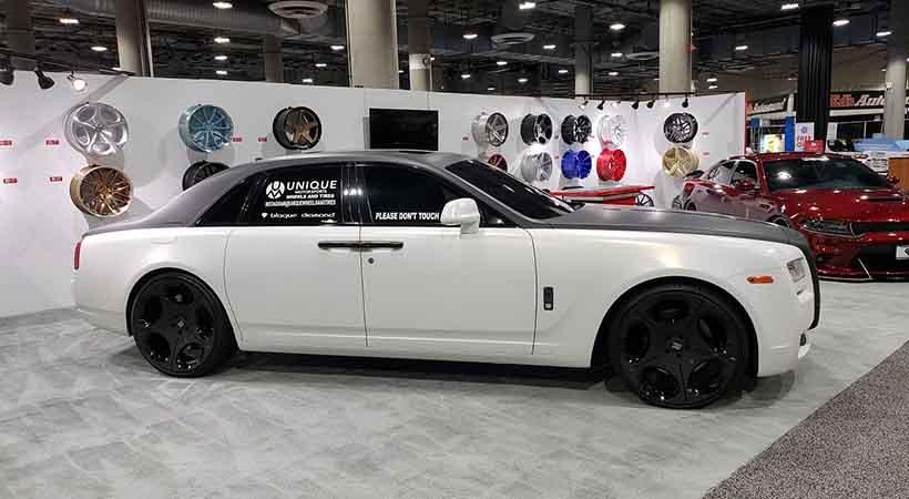 Tuning en el Auto Show de Los Angeles 2018