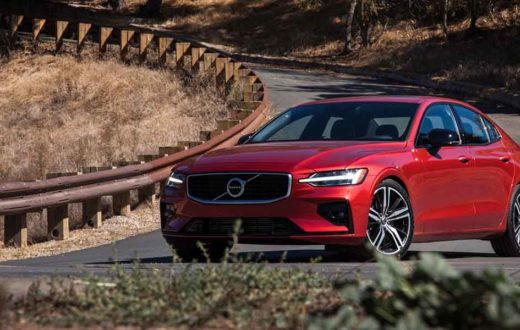 video Volvo S60 T8 Polestar Engineered