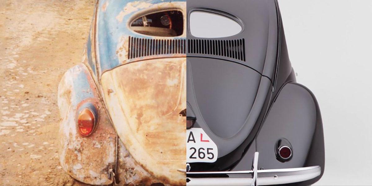 Volkswagen Beetle más antiguo