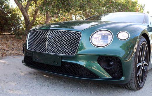 Test Drive Bentley Continental GT 2019