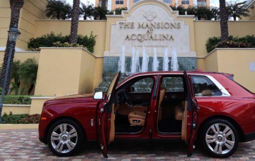 Rolls-Royce Cullinan y un Penthouse en Miami