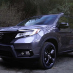 Debut Honda Passport 2019 en el Auto Show Los Angeles