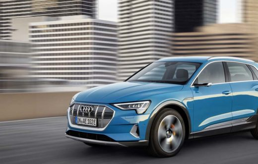 E-Mobility y el secreto del poder del 100% eléctrico Audi e-tron