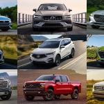 Finalistas Premios NACTOY 2019 en el Auto Show Los Angeles