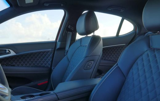 Test Drive Genesis G70 Sport 2019