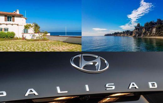Hyundai Palisade 2020, debut en el Auto Show Los Angeles