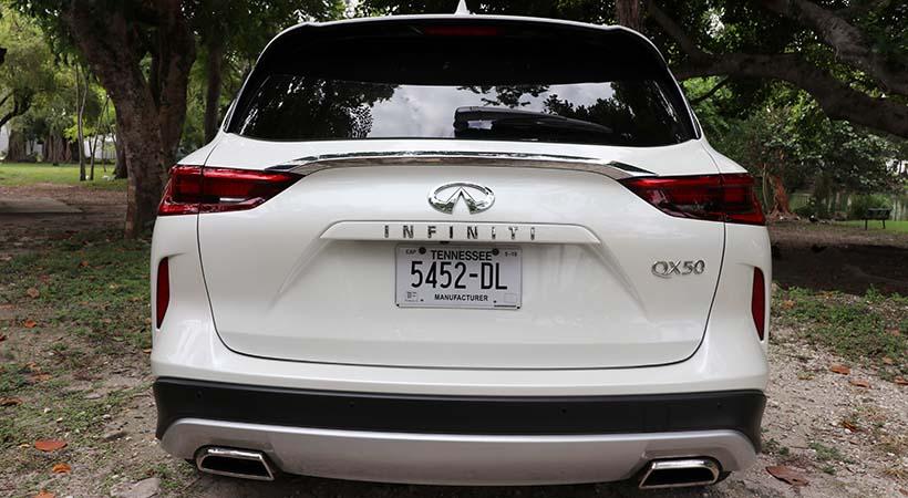 Test Drive Infiniti QX50 2019 en Miami