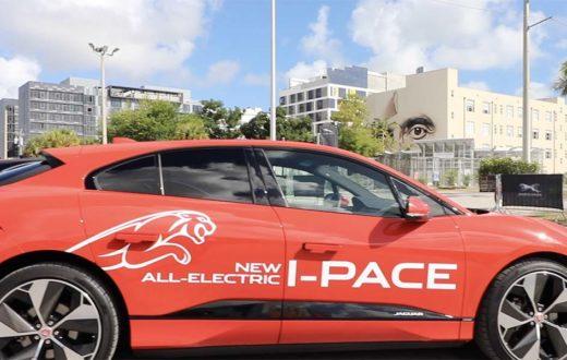 Video Test Drive Jaguar i-Pace 2019 en Miami con Roberto Guerrero