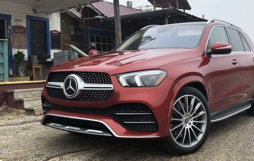 Video Top 5 detalles impresionantes Mercedes-Benz GLE 2020