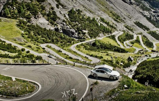 Porsche Road Trip, la nueva guía para el viaje digital