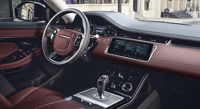 Video debut Range Rover Evoque 2020