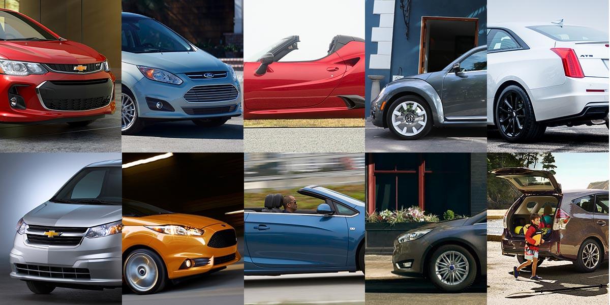 Top 10 autos que desaparecerán en 2019