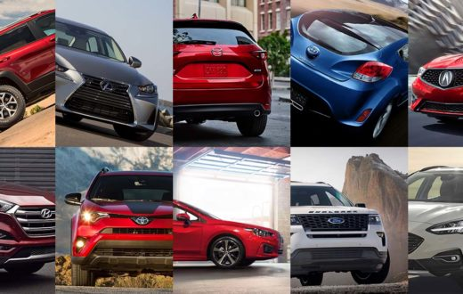 Top 10 Mejores ofertas de autos nuevos en Black Friday