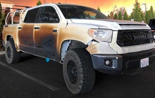 Toyota Tundra California