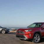 Video Test Drive Toyota RAV4 2019