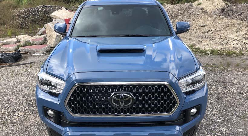Test Drive Toyota Tundra TRD Sport 2019