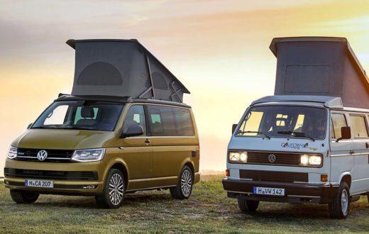 Volkswagen California 30 aniversario