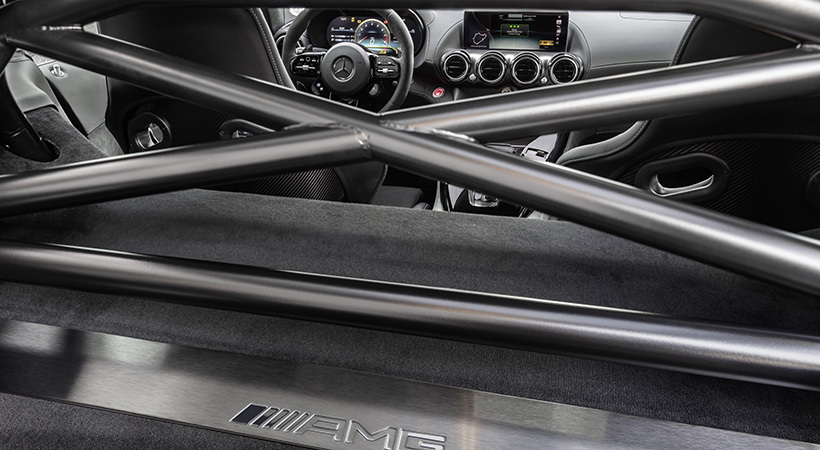 Debut Mercedes-AMG Los Angeles 2018
