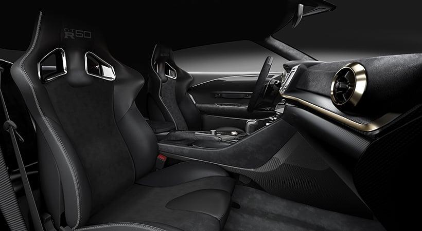 Nissan GT-R50 2019 by Italdesign confirmado para producción limitada