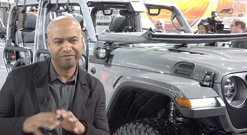 8 Preguntas para Ralph Gilles sobre la Jeep Gladiator 2020