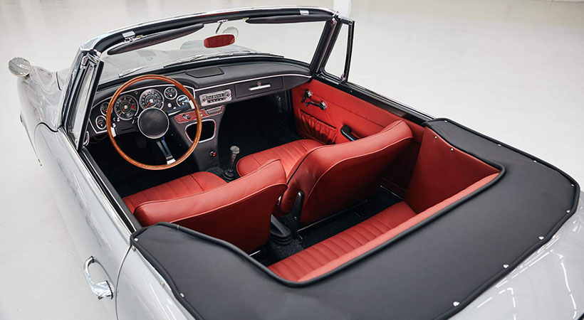 BMW 1600 GT, el one-off es restaurado y traido de vuelta a la vida