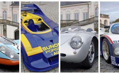 Top 5 autos Porsche más caros vendidos en subastas