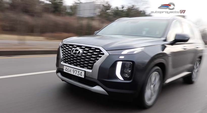 Video Hyundai Palisade 2020