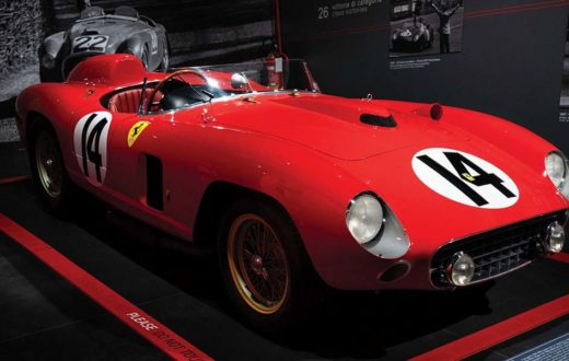 Ferrari 290 MM 1956 de Fangio y Moss se vende en $22 millones