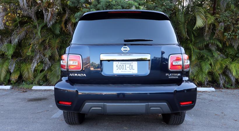 Nissan Armada Platinum Reserve 2019