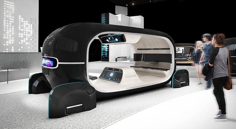 Kia avanza hacia la conducción autónoma en CES Las Vegas 2019