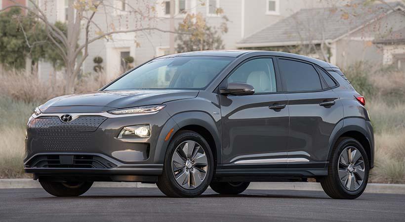 Precio Hyundai Kona Electric 2019