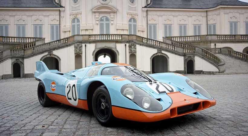 Top 5 autos Porsche más caros vendidos en una subasta
